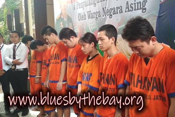 Judi Asal Singapura di Tahan di Indonesia