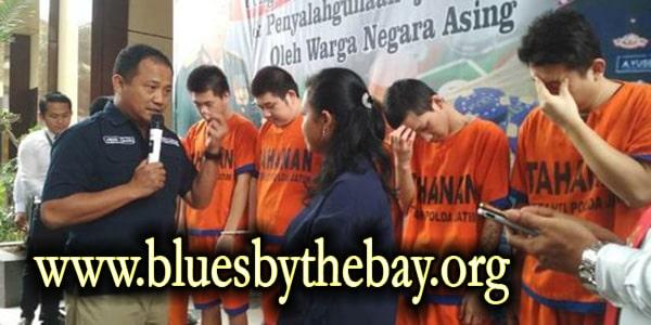 Pemain Judi Asal Singapura di Tahan di Indonesia